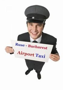 Такси от летище Отопени до град Русе, поръчка на евтино такси от ОТОПЕНИ до Русе България.