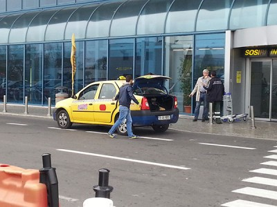taxi do letiste otopeni bucurest