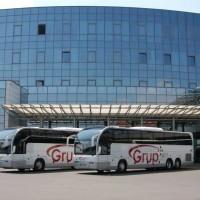 Автобус от Русе до Букурещ.