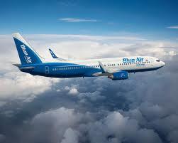 Blue-Air, Онлайн резервации на самолетни билети.