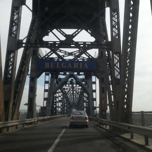 русе букурещ такси, дунав мост,румъния