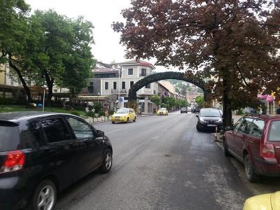 Bucharest-Veliko Tarnovo taxi transfer